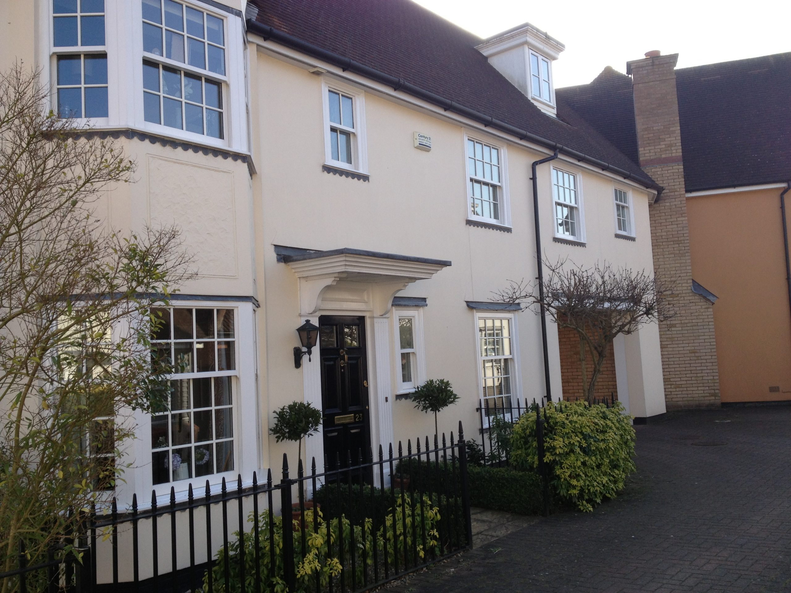 Give you the benefit of our 30 years experience in residential development?